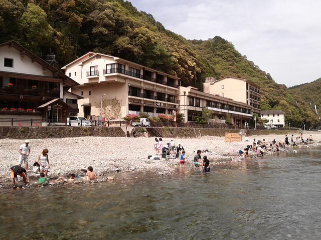 川湯温泉 - Kawayu Onsen
