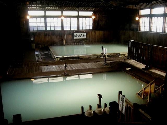 酸ヶ湯温泉