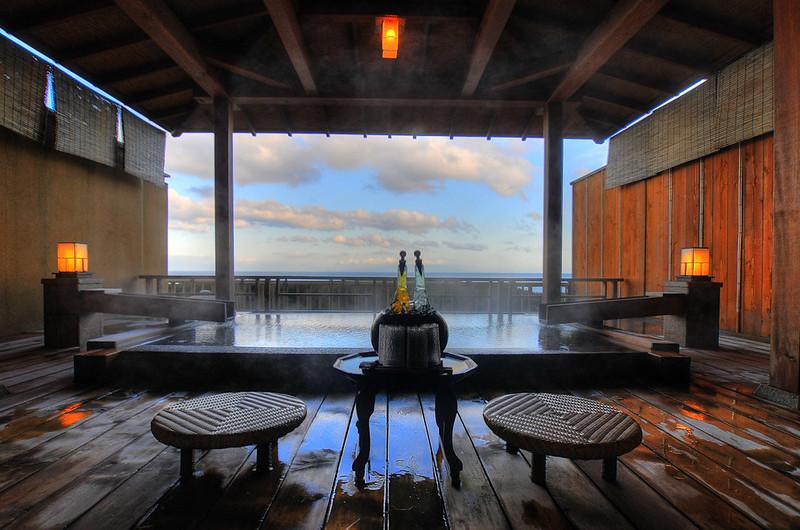 北川温泉ホテル望水