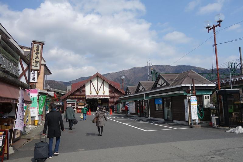 強羅温泉駅