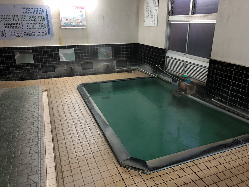 野沢温泉十王堂の湯
