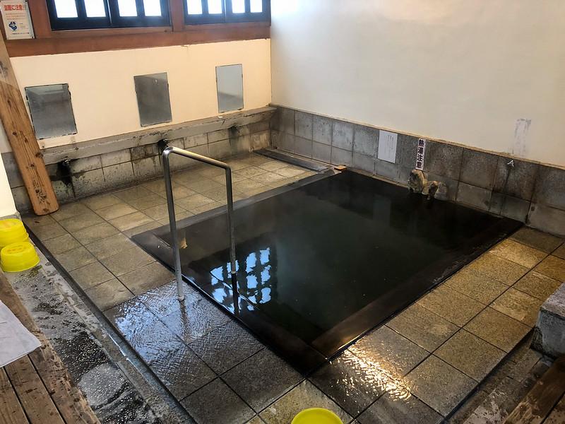 野沢温泉河原湯