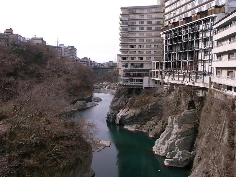 鬼怒川温泉